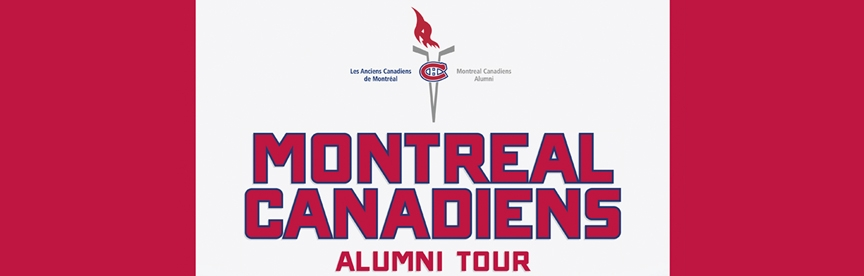 CHAT Universe – Montreal Canadiens Alumni Tour