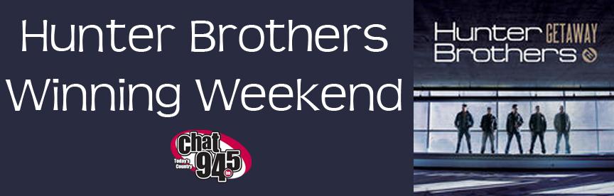 CHAT 94.5 FM Winning Weekend