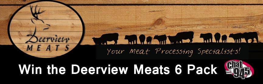 Deerview Meats 6 packs
