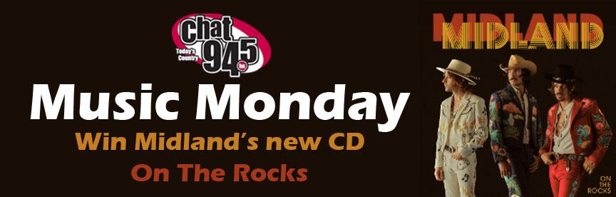 CHAT 94.5 FM Music Monday