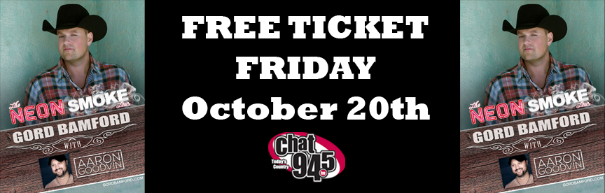 Free Ticket Friday