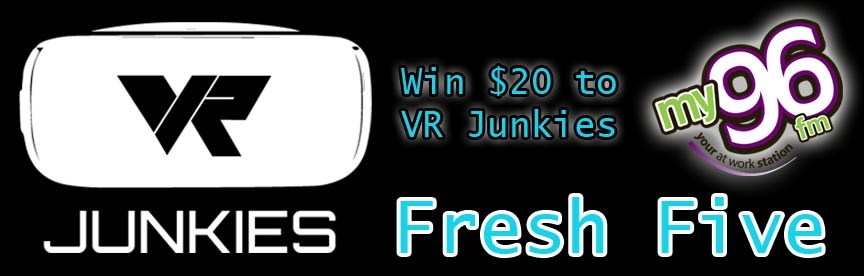 VR Junkies Fresh 5