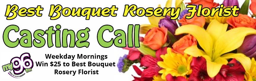 Casting Call Best Bouquet