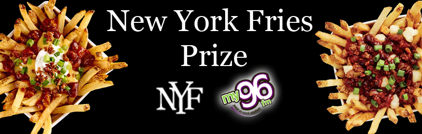 New York Fries Prize