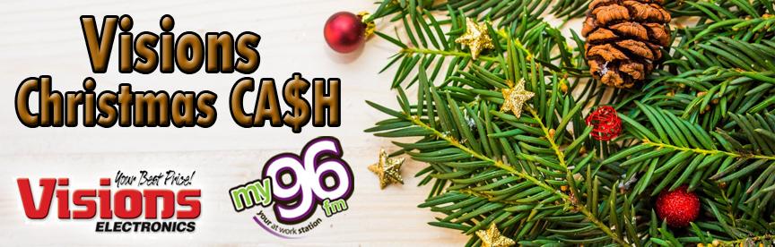 Visions Christmas Cash