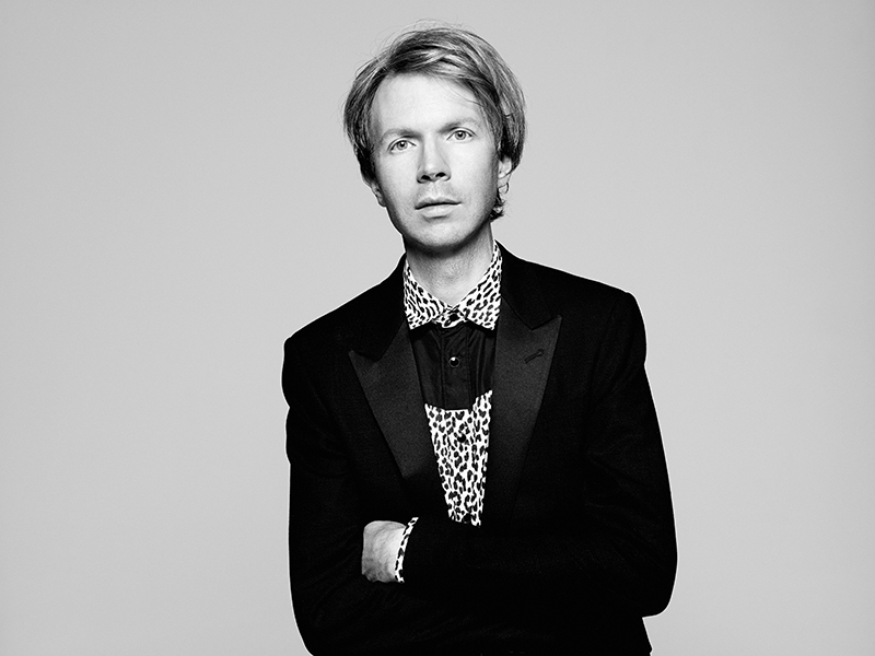 """Beck shares the video for """"Colors"""" starring... ALISON BRIE! Be excited!"""