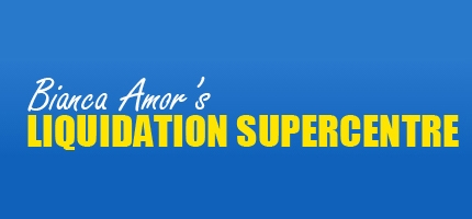 The Price is Right with Bianca Amor's Liquidation Supercentre!