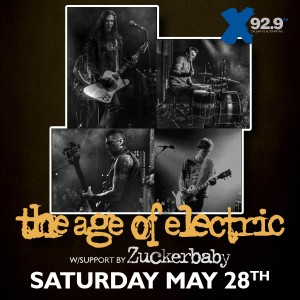 Age of Electric at Marquee