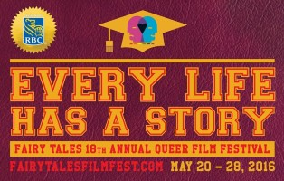 18th Annual Fairy Tales Queer Film Festival