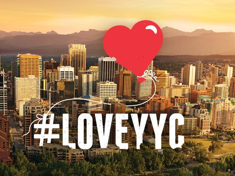 10 Things We Love About YYC - Beckler & Seanna