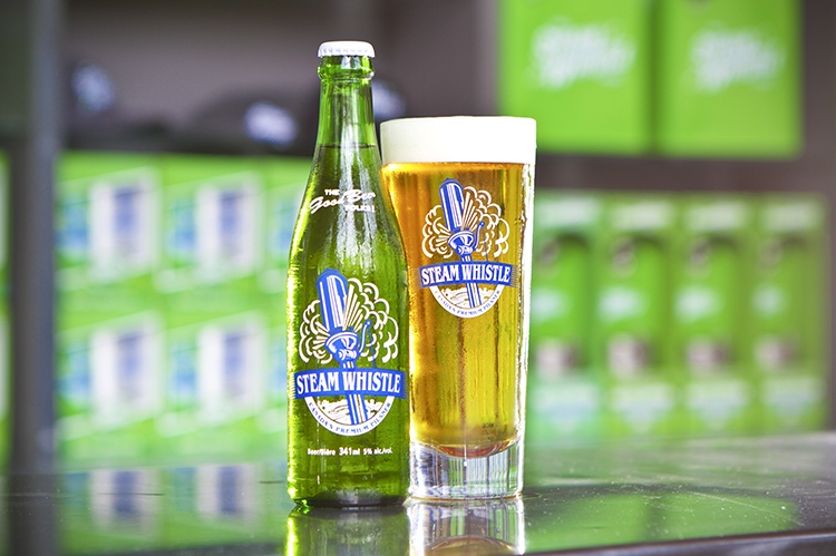 Steam Whistle Christmas