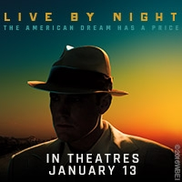 Live By Night in Theatres January 13
