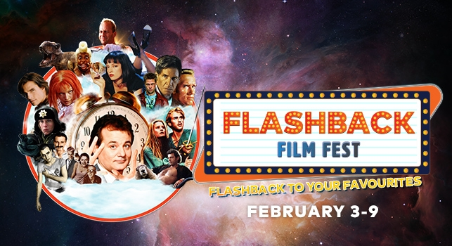 Flashback Film Fest Feb 3-9