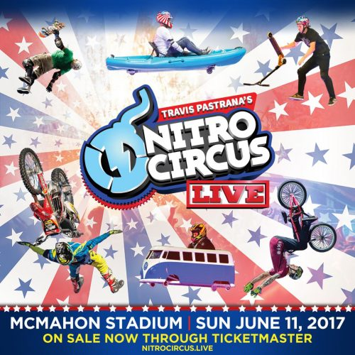 Nitro Circus June 11- It's Almost here!
