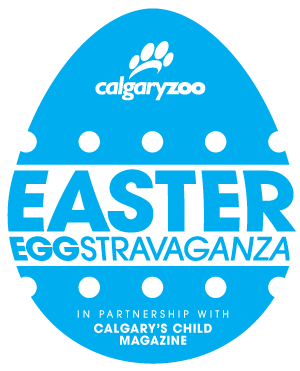 Calgary Zoo Easter Eggstravaganza- April 14 & 15