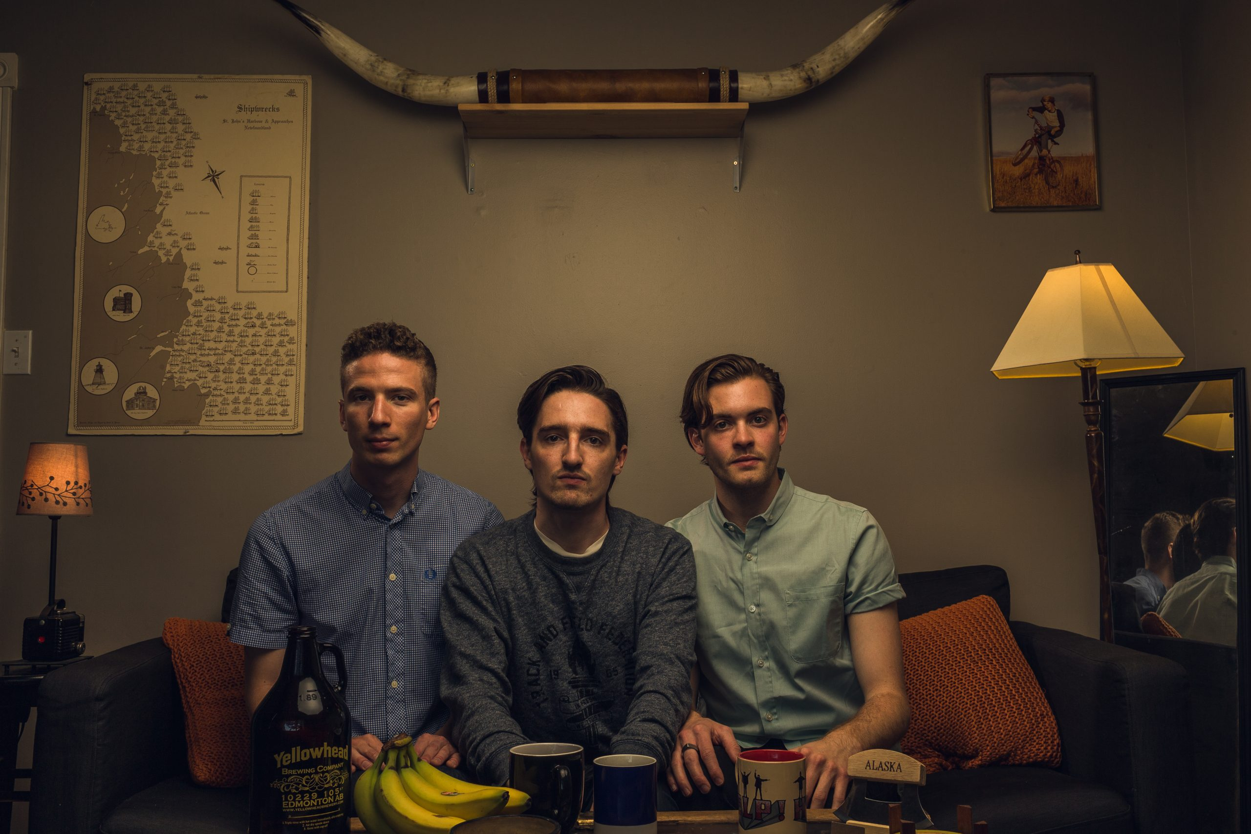 Xposure show presents Scenic Route to Alaska and Boreal Sons
