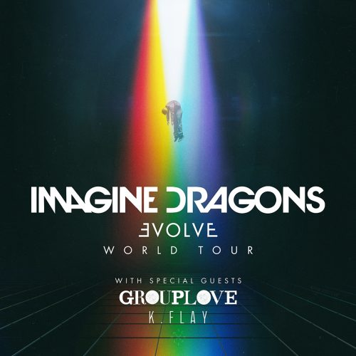 Imagine Dragons- October 11