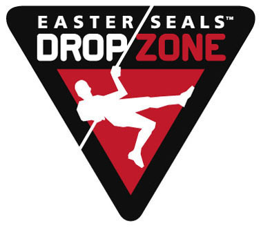 Easter Seals Drop Zone- Final Year
