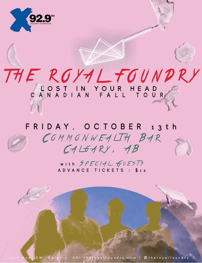 X92.9 presents The Royal Foundry