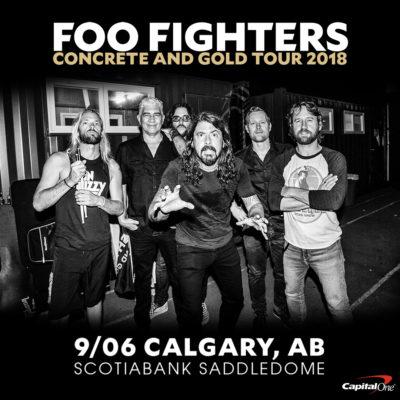 Foo Fighters- September 6