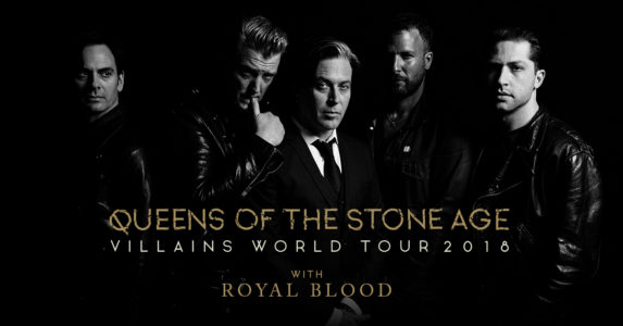 Queens of the Stone Age- May 17