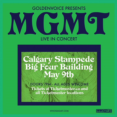 MGMT- May 9