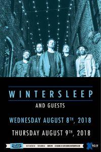 Wintersleep- August 8&9