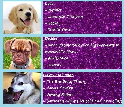 puppy-biography