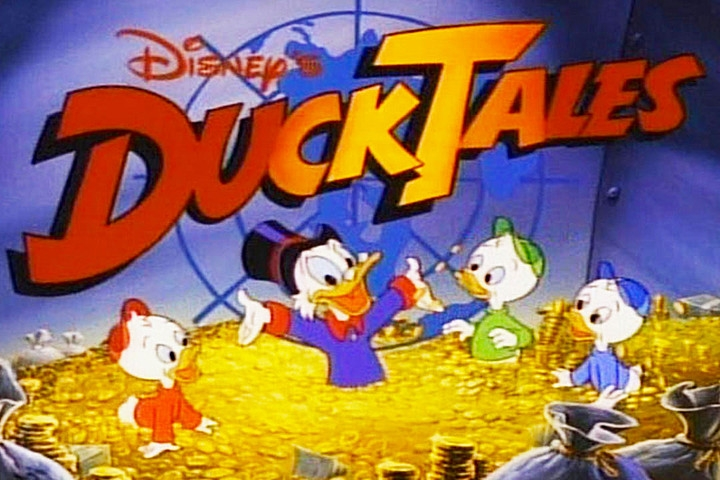 FIRST LOOK AT THE 'DUCK TALES' REBOOT!