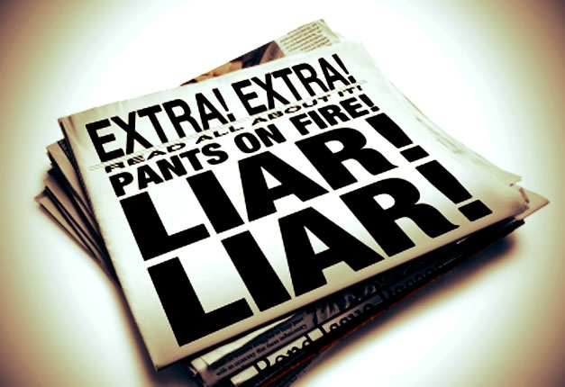 Top 10 White Lies!
