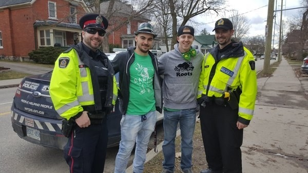 Canadian Students Helped Cops Bust Their Party