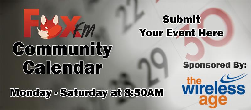Feature: http://foxfmonline.ca/fox-fm-more-community/
