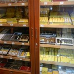 You can buy cigars anywhere you go in D.R.
