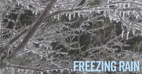 Freezing rain warnings issued for southwest Sask. risk still there for Regina