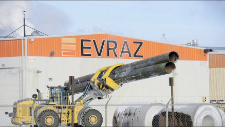 Evraz steelworkers vote in favour of strike action if new CBA isn't reached