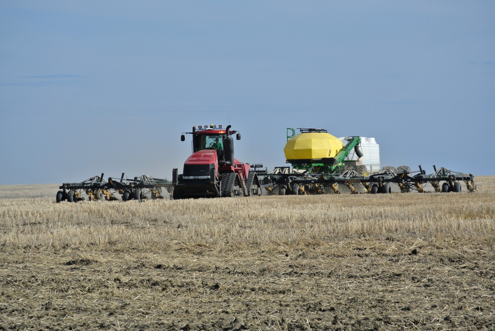 Saskatchewan Agriculture releases first crop report of the season