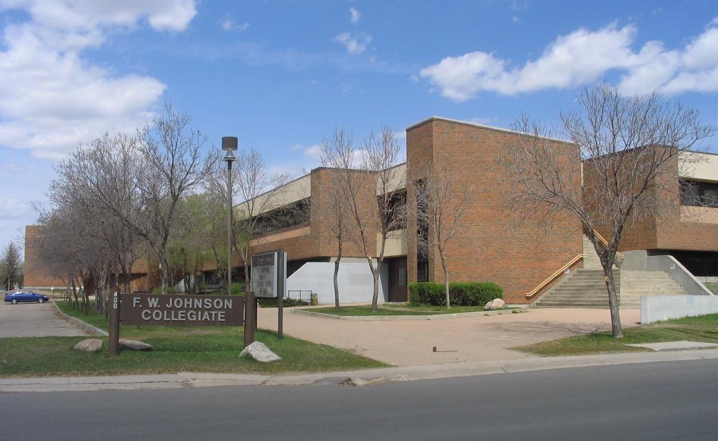Regina police investigating threats at F.W Johnson High School