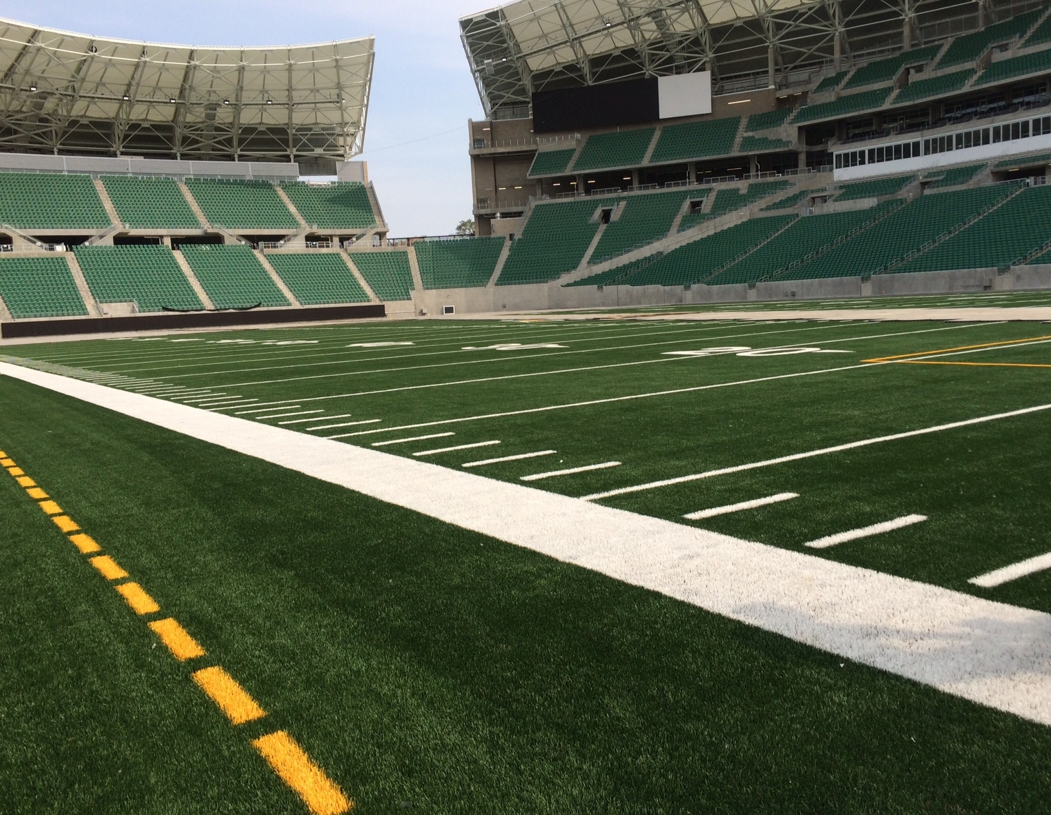 Riders advising fans of certain things in advance of Mosaic Stadium opener
