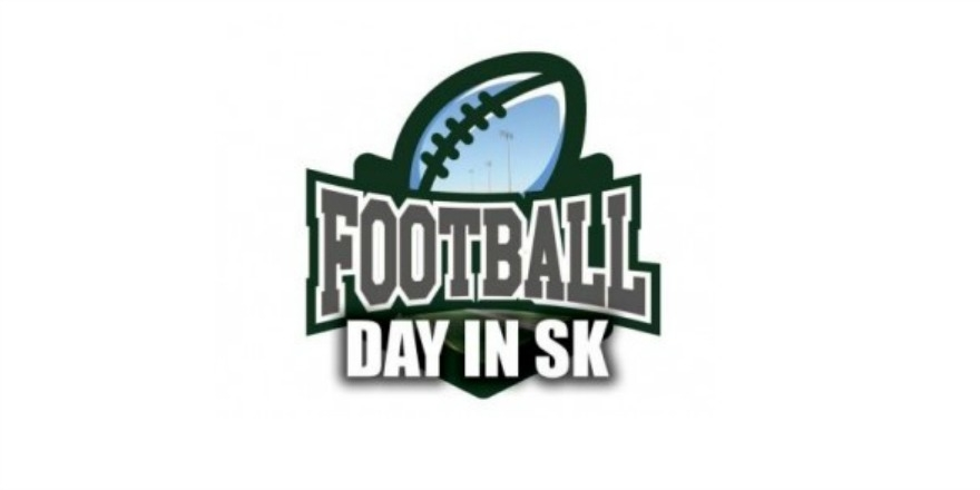 Football Day in Saskatchewan is here