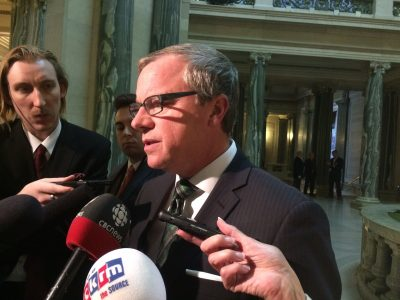 "Premier Brad Wall making ""special"" announcement Thursday morning"