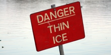 Thin ice becoming a growing concern for Regina Fire and Protection