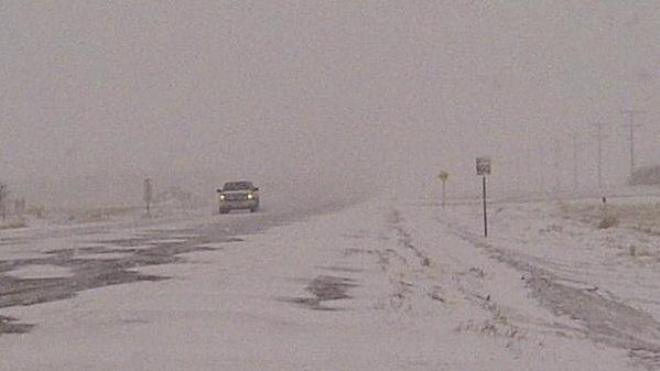 Winter weather making a return to Saskatchewan