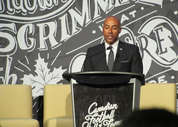 Jeffrey Orridge out as CFL Commissioner