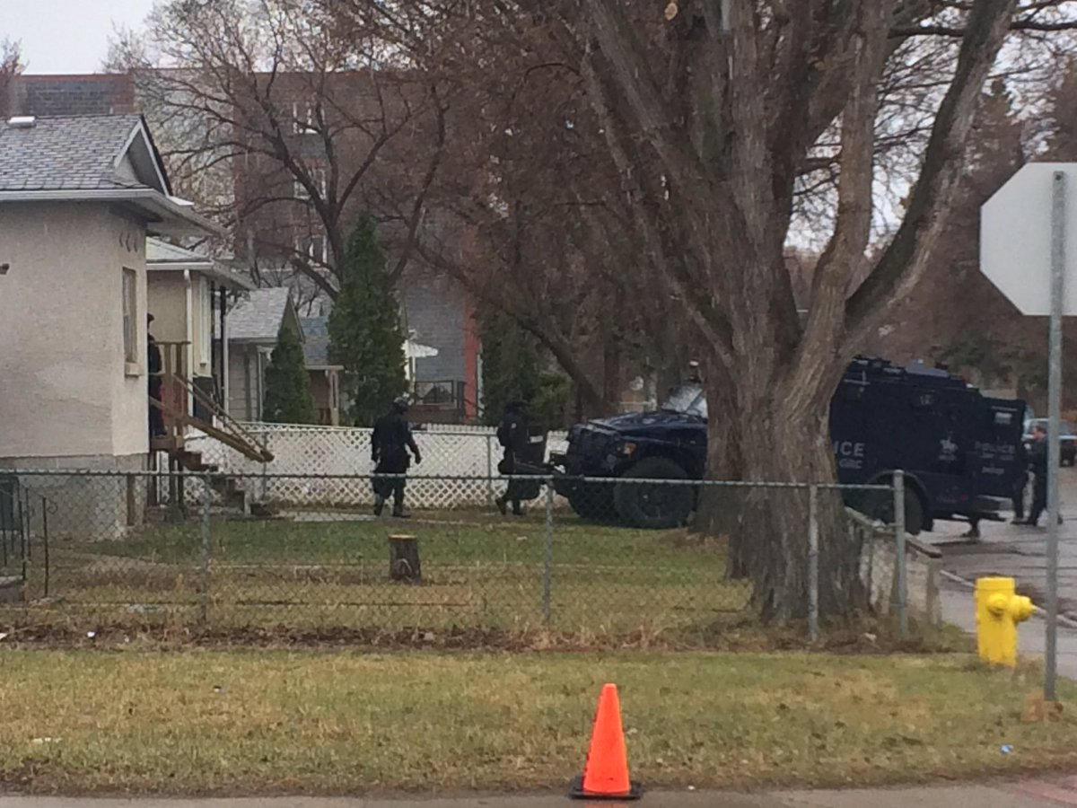 UPDATE: Two charged in Regina following Argyle St. stand off
