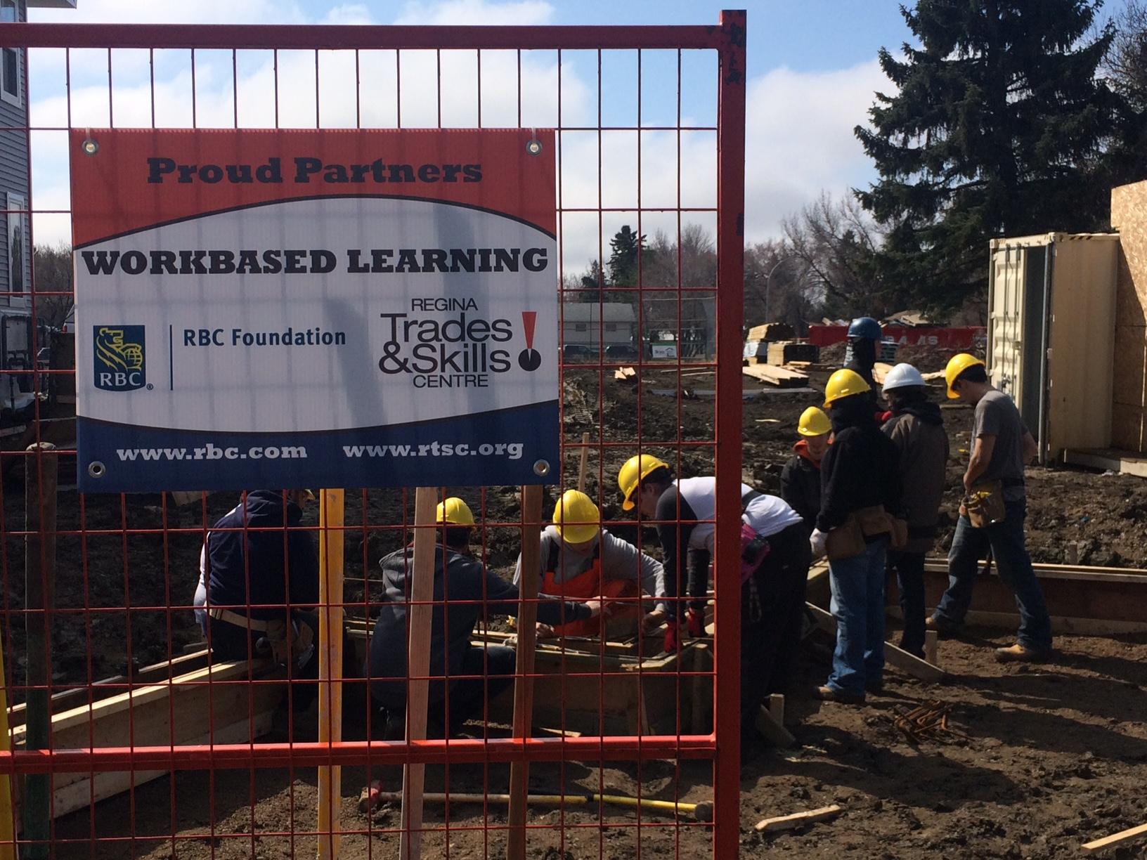 Regina Trades & Skills Centre receives $35,000 grant