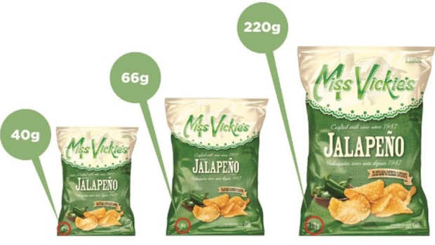 Miss Vickie's jalapeno chips recalled over salmonella fears