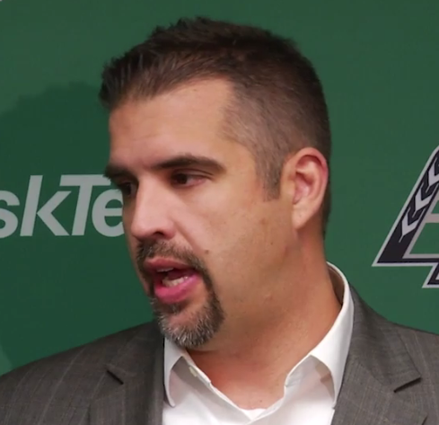 Riders assistant GM Jeremy O'Day reportedly interviewing for vacant GM job in Edmonton