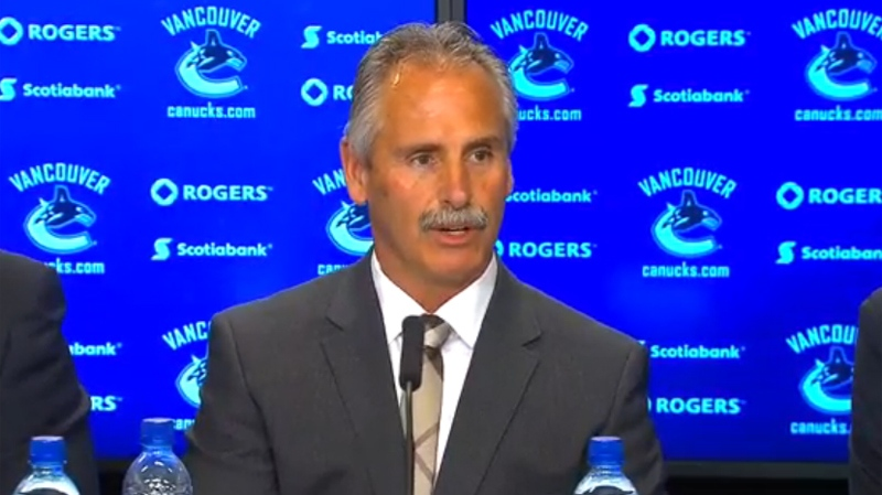 Climax, SK's Willie Desjardins no longer head coach of Vancouver Canucks