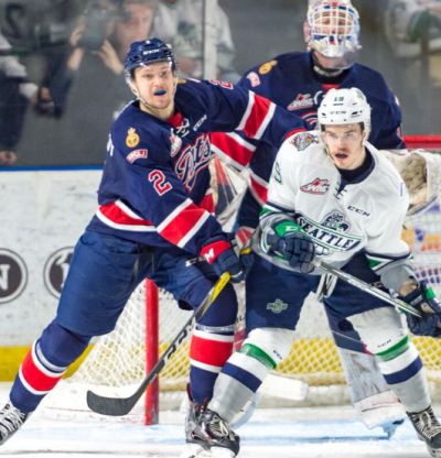 Seattle Thunderbirds can win WHL title Sunday night at Brandt Centre