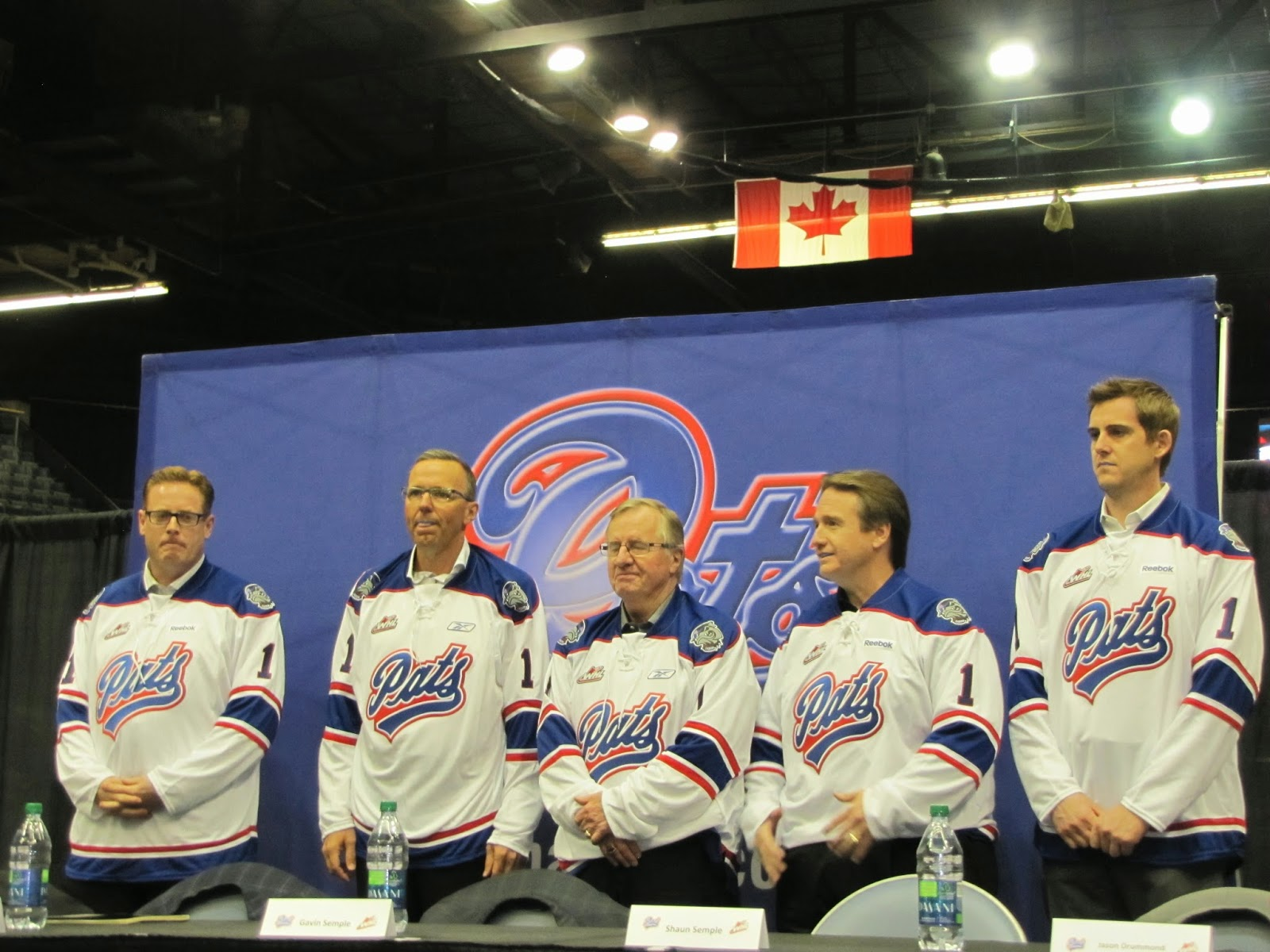 Pats president overwhelmed by support of Regina hockey community